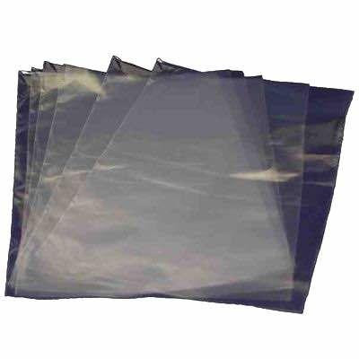 2a6ad1255 BOLSAS PLASTICO PLANAS DE MERCADO TRANSPARENTES 15X30cm galga 120 BAJA  DENSIDAD