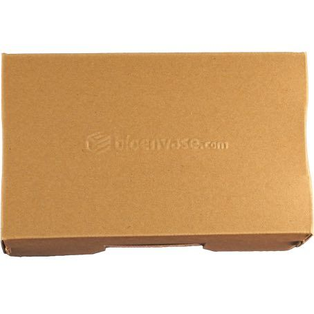 "CAJA ""TO GO"" PAPEL BIO KRAFT TRICAPA CON TAPA TROQUELADA AUTOMONTABLE 180x116x70mm"